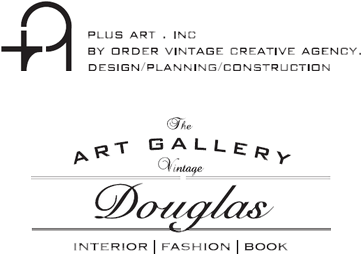 PLUS ART .INC ART GALLERY Douglas